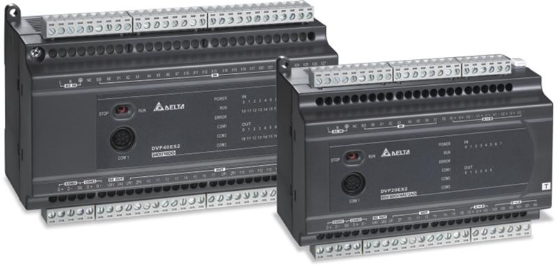 DVP-ES2/EX2系列PLC